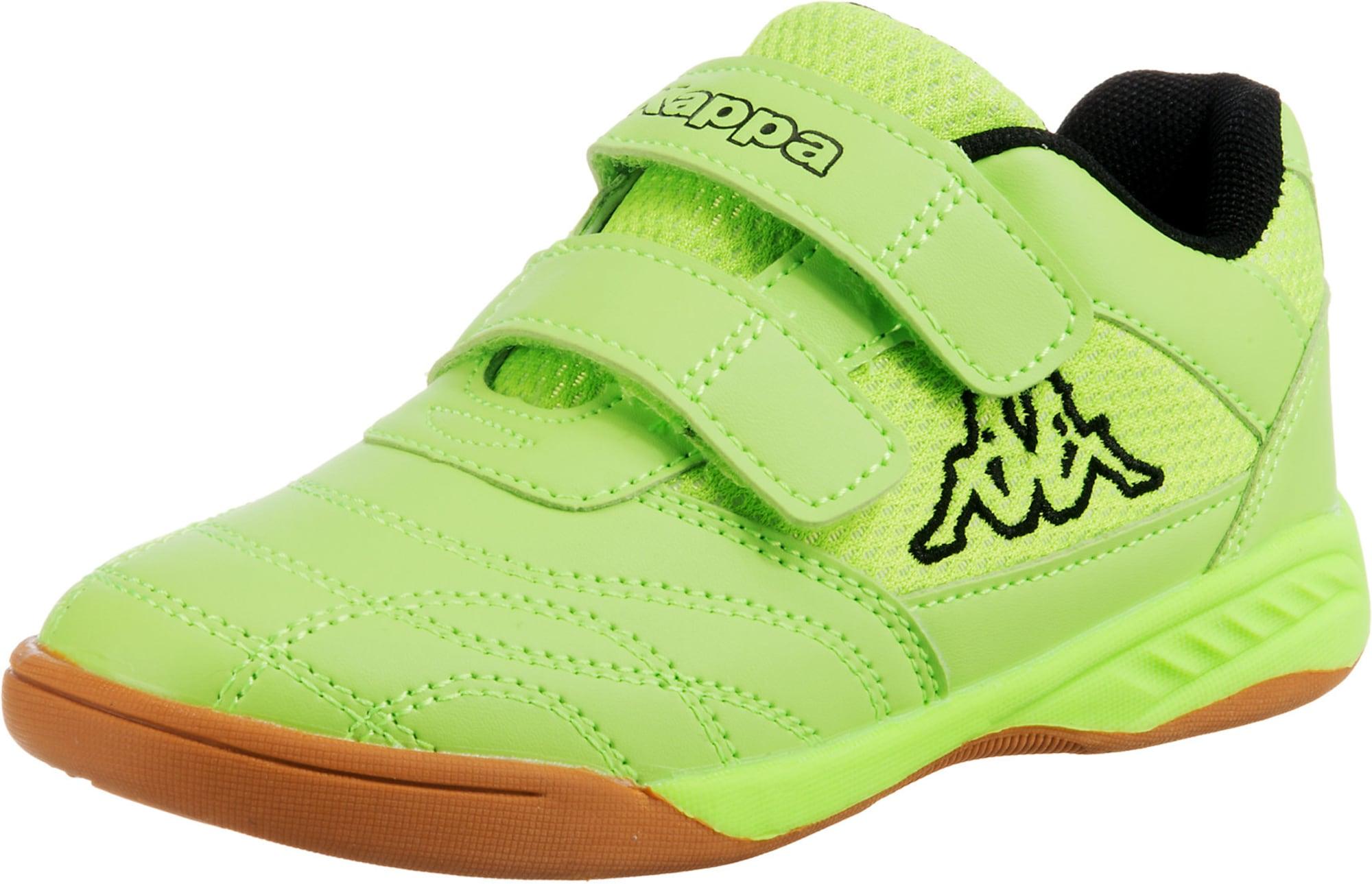 KAPPA Športová obuv 'KICKOFF OC'  čierna / zelená