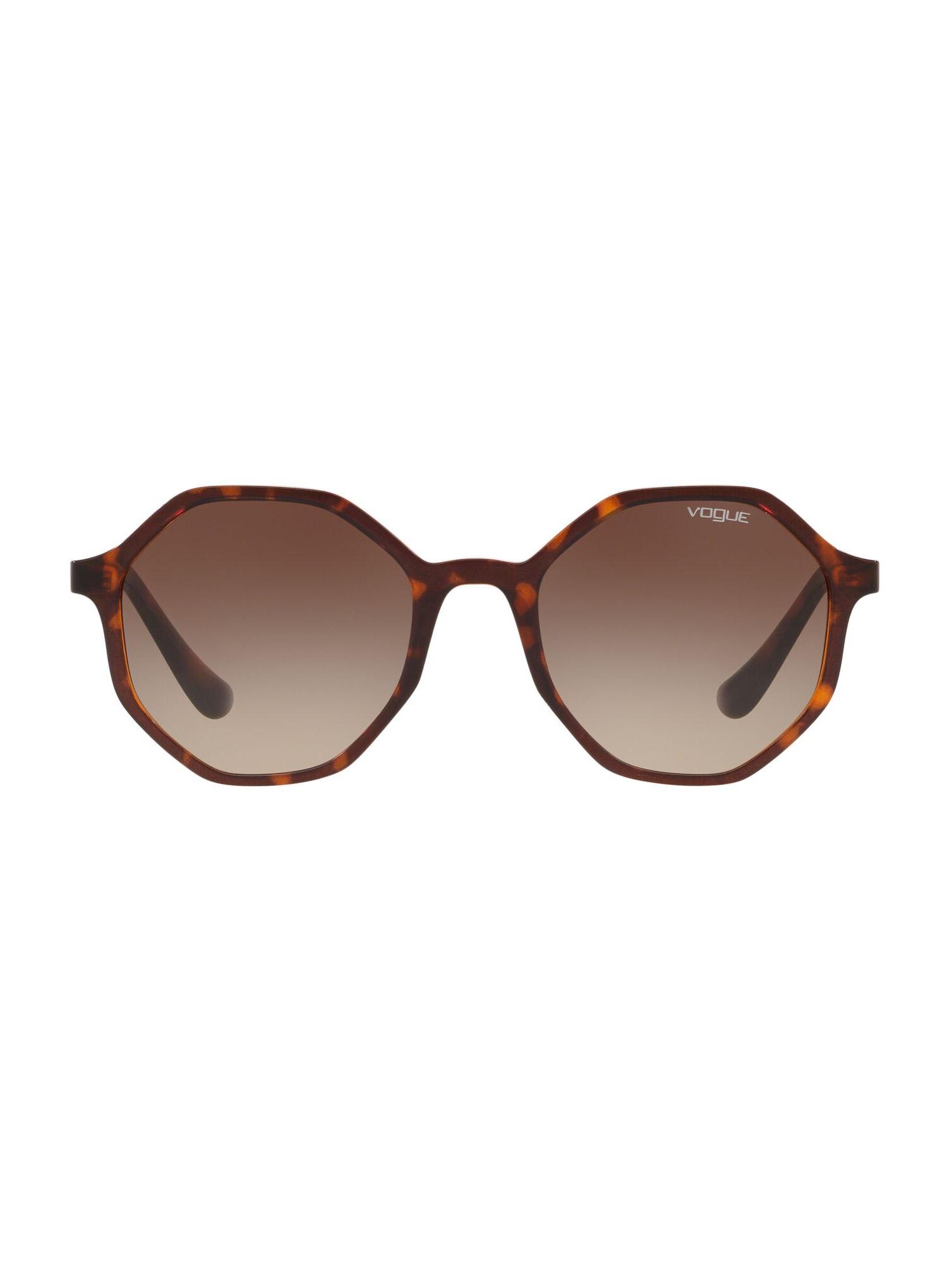 VOGUE Eyewear Sluneční brýle  hnědá
