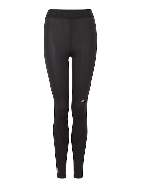 Sportmode für Frauen - ONLY PLAY Trainingtights 'GILL' schwarz  - Onlineshop ABOUT YOU