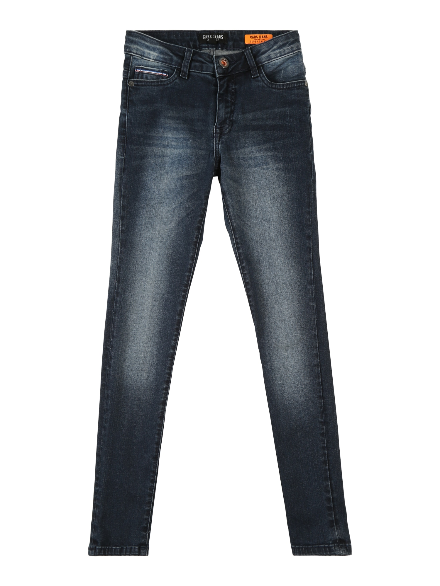 Cars Jeans Džinsai 'KIDS DIEGO' juodo džinso spalva