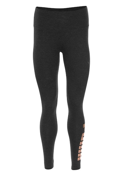 Hosen für Frauen - Leggings › Puma › bronze dunkelgrau  - Onlineshop ABOUT YOU