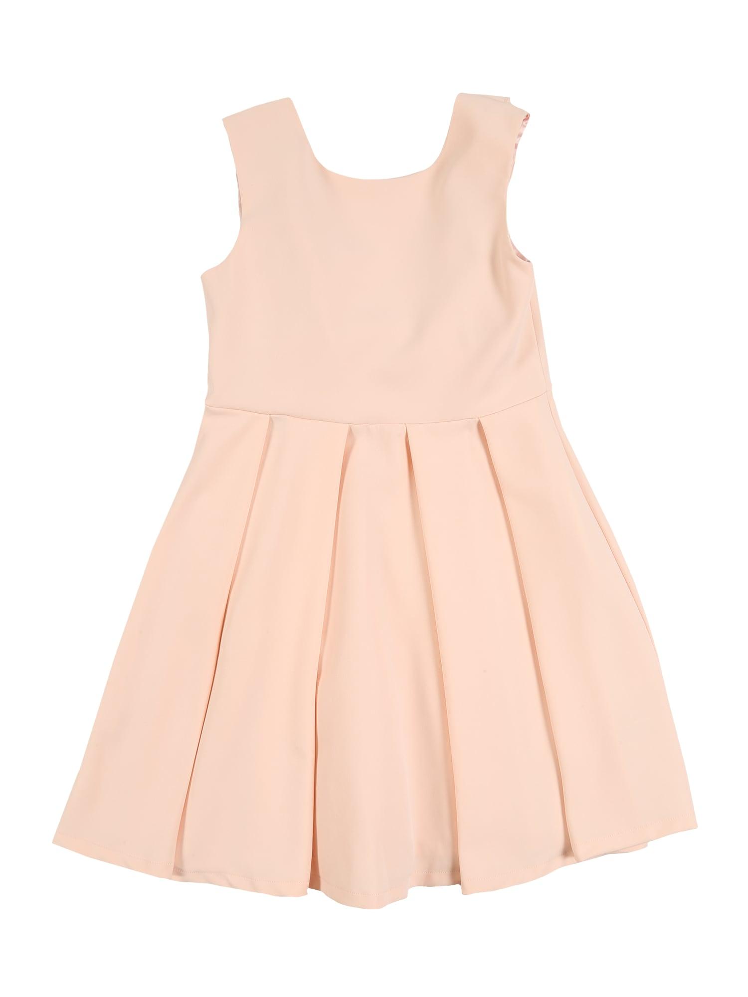 Bardot Suknelė 'ARIA' persikų spalva