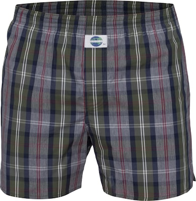 D.E.A.L International Boxershorts 'Check'