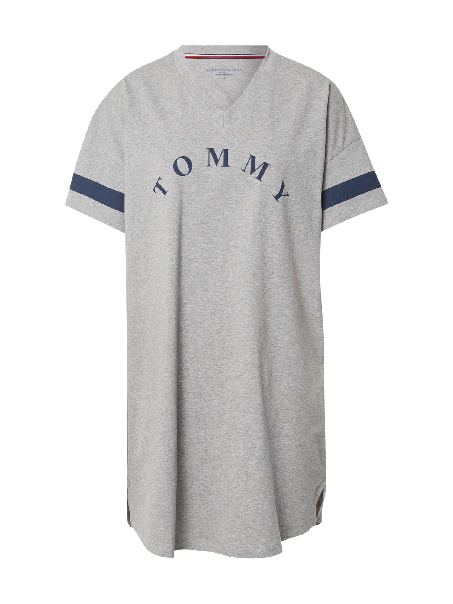 Tommy Hilfiger Underwear Tričko na spaní  šedá