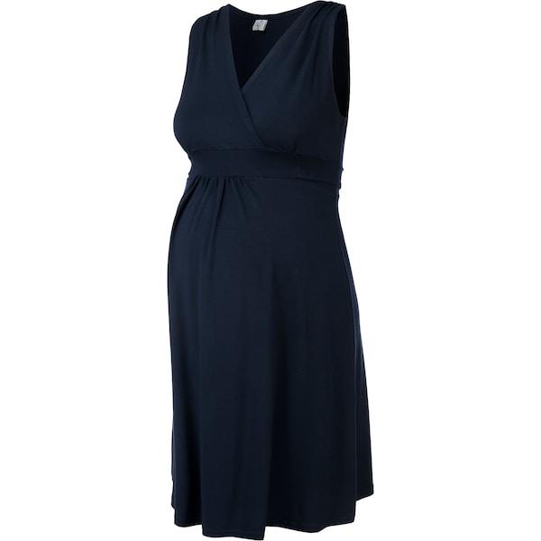 Schwangerschaftsmode - Kleid 'Rachel' › Bebefield › nachtblau  - Onlineshop ABOUT YOU
