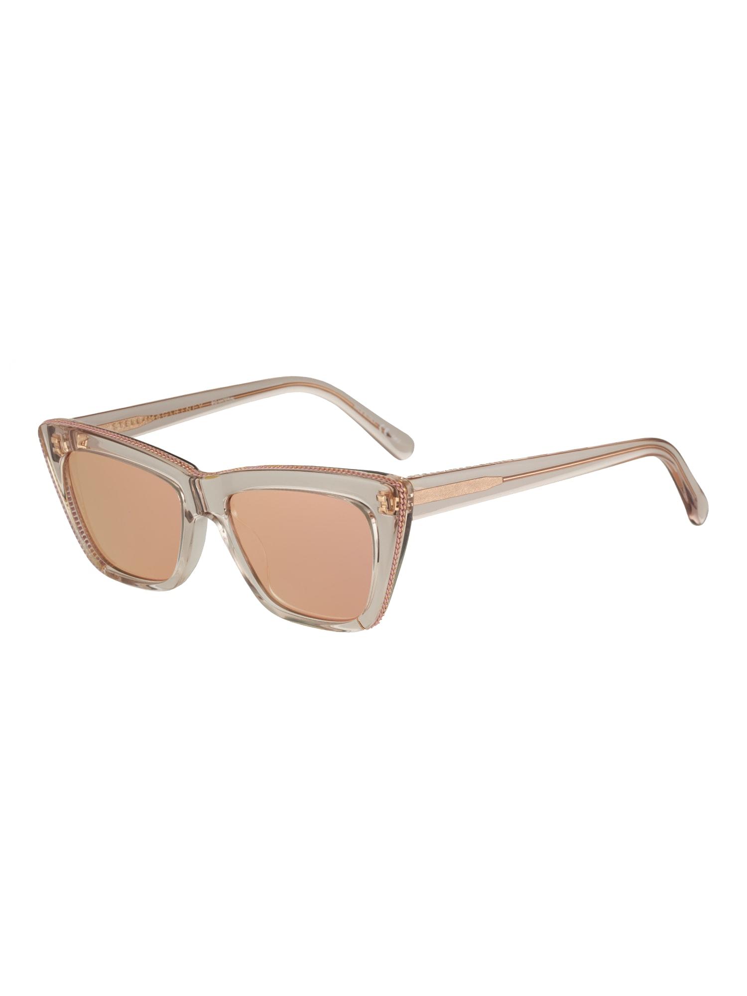 Stella McCartney Sluneční brýle  béžová / růžová