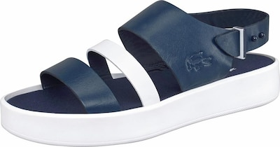 LACOSTE Sandale 'Pirle'