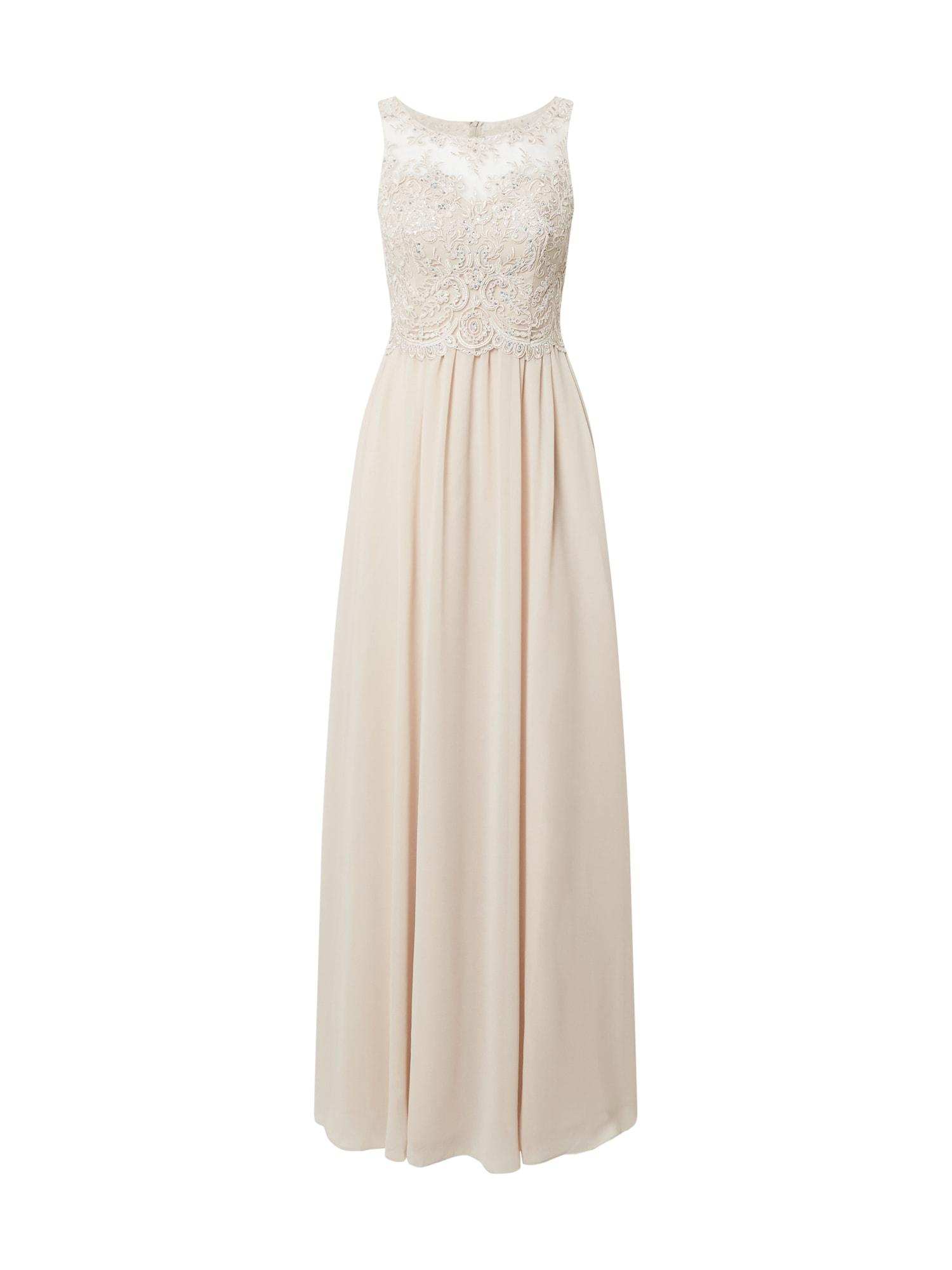 Laona Vakarinė suknelė smėlio