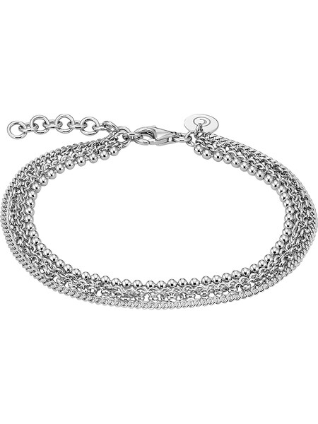 Armbaender für Frauen - C Collection Armband silber  - Onlineshop ABOUT YOU