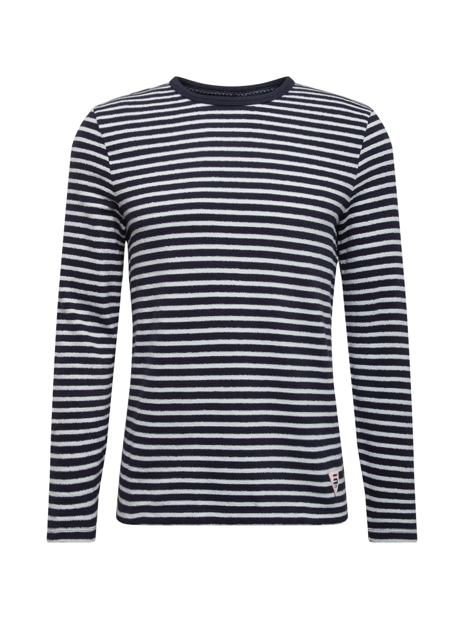 CINQUE Marškinėliai 'CIRIMI' mėlyna / tamsiai mėlyna jūros spalva