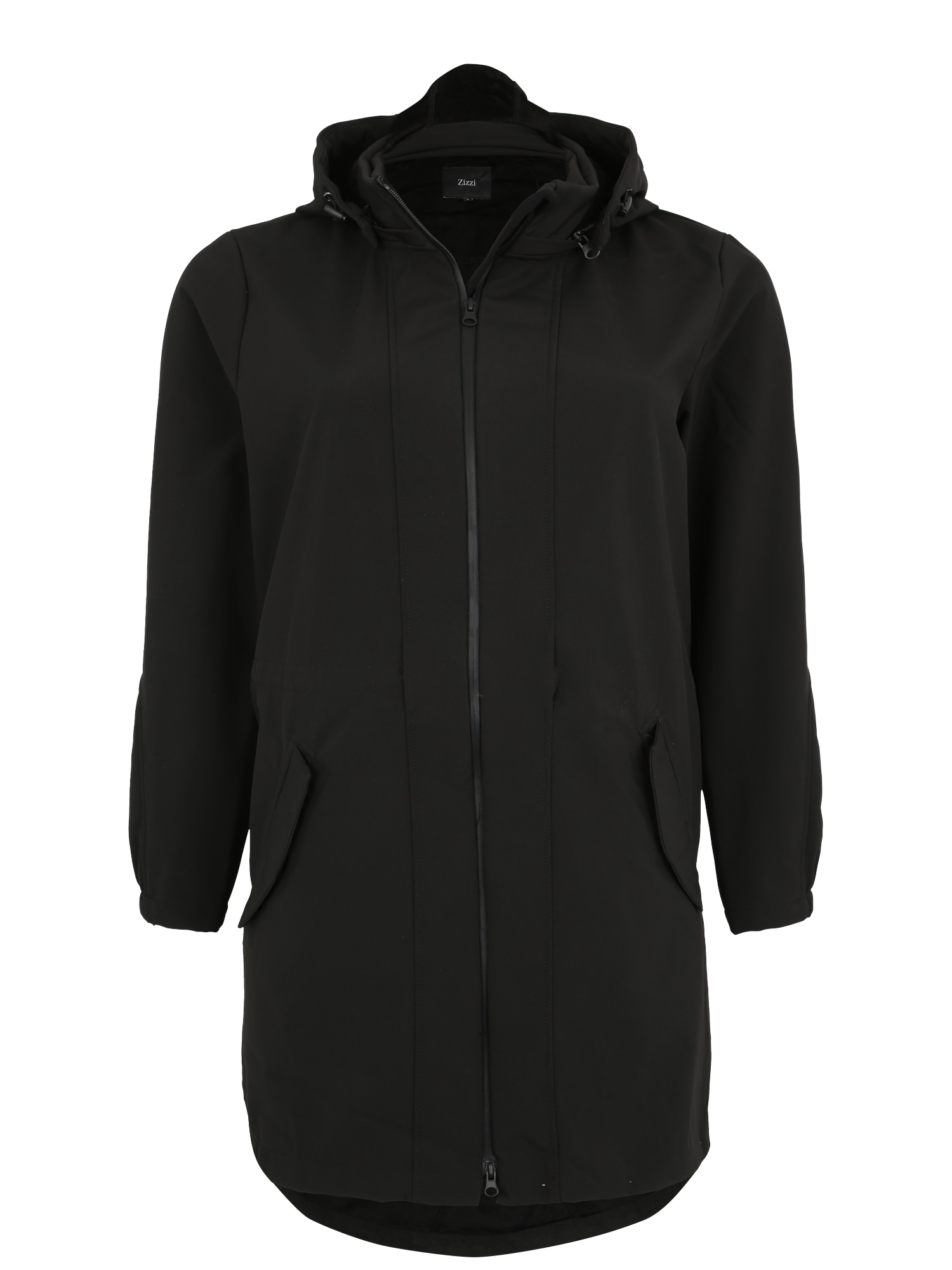Zizzi Demisezoninis paltas juoda