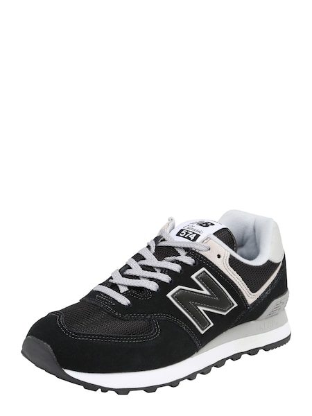Sneakers für Frauen - New Balance Sneaker 'ML574' hellgrau schwarz  - Onlineshop ABOUT YOU