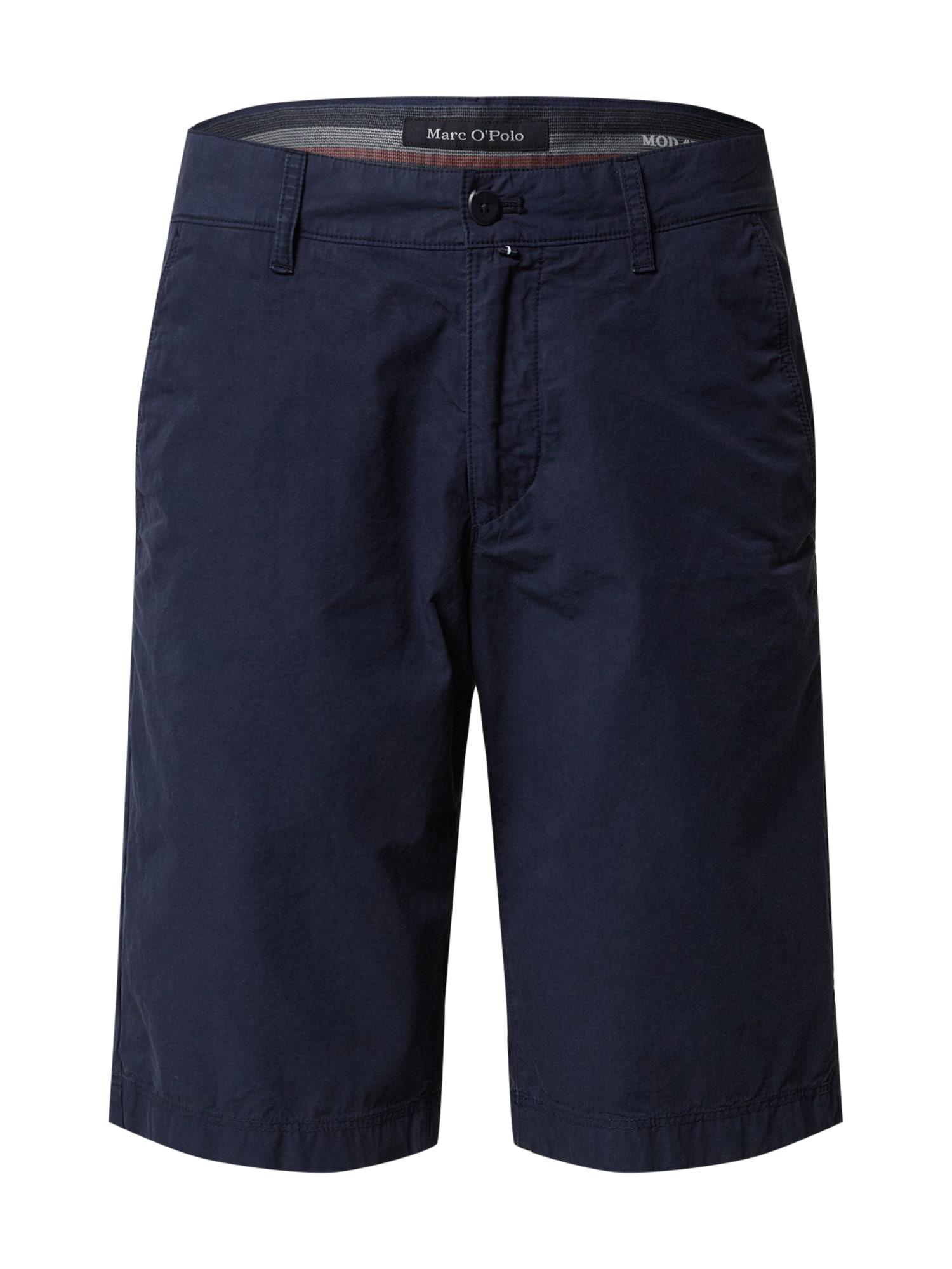 "Marc O'Polo ""Chino"" stiliaus kelnės 'Reso' tamsiai mėlyna"