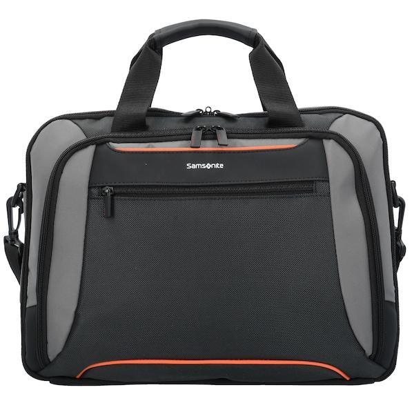 Businesstaschen für Frauen - SAMSONITE Laptoptasche 'Kleur' grau orange schwarz  - Onlineshop ABOUT YOU