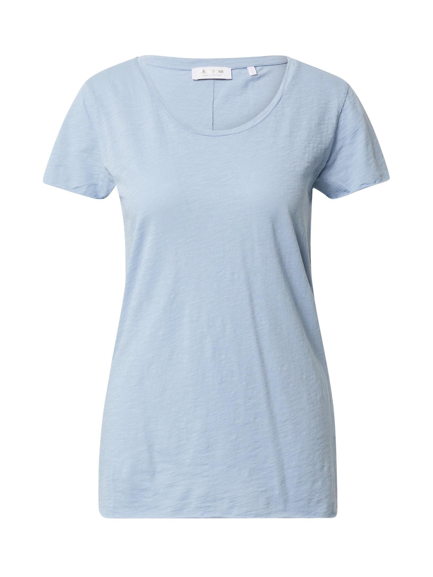 Rich & Royal Marškinėliai šviesiai mėlyna