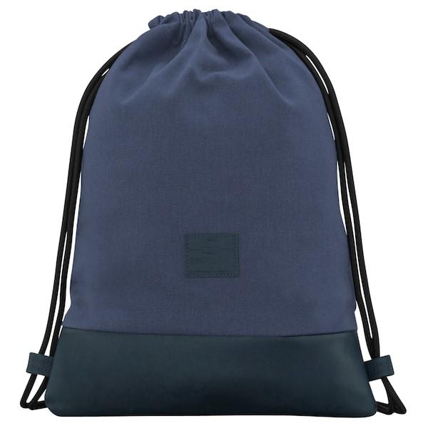 Sporttaschen für Frauen - Turnbeutel 'Luke' › Johnny Urban › blau dunkelblau  - Onlineshop ABOUT YOU