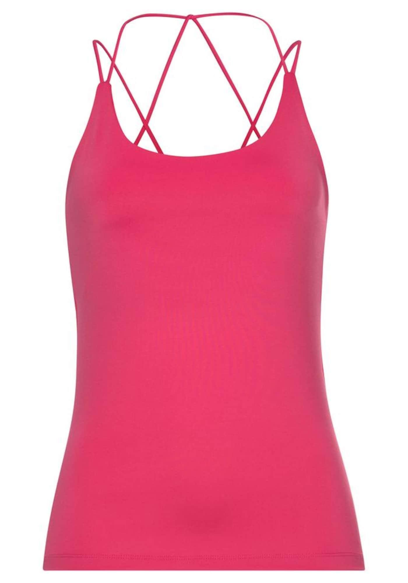 LASCANA ACTIVE Sportiniai marškinėliai be rankovių