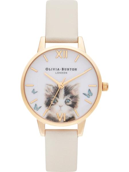 Uhren für Frauen - Uhr › Olivia Burton › beige gold mischfarben  - Onlineshop ABOUT YOU
