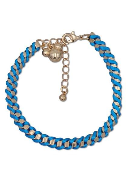 Armbaender - Armband › J. Jayz › blau gold  - Onlineshop ABOUT YOU