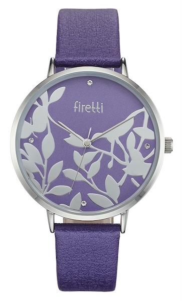 Uhren für Frauen - FIRETTI Quarzuhr neonlila  - Onlineshop ABOUT YOU