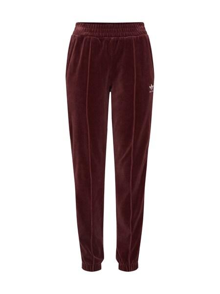 Hosen für Frauen - ADIDAS ORIGINALS Jogginghose burgunder  - Onlineshop ABOUT YOU