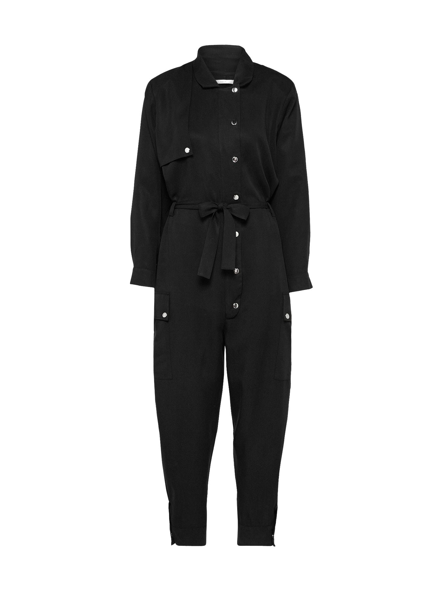 POSTYR Kombinezono tipo kostiumas 'POSJASMIN' juoda