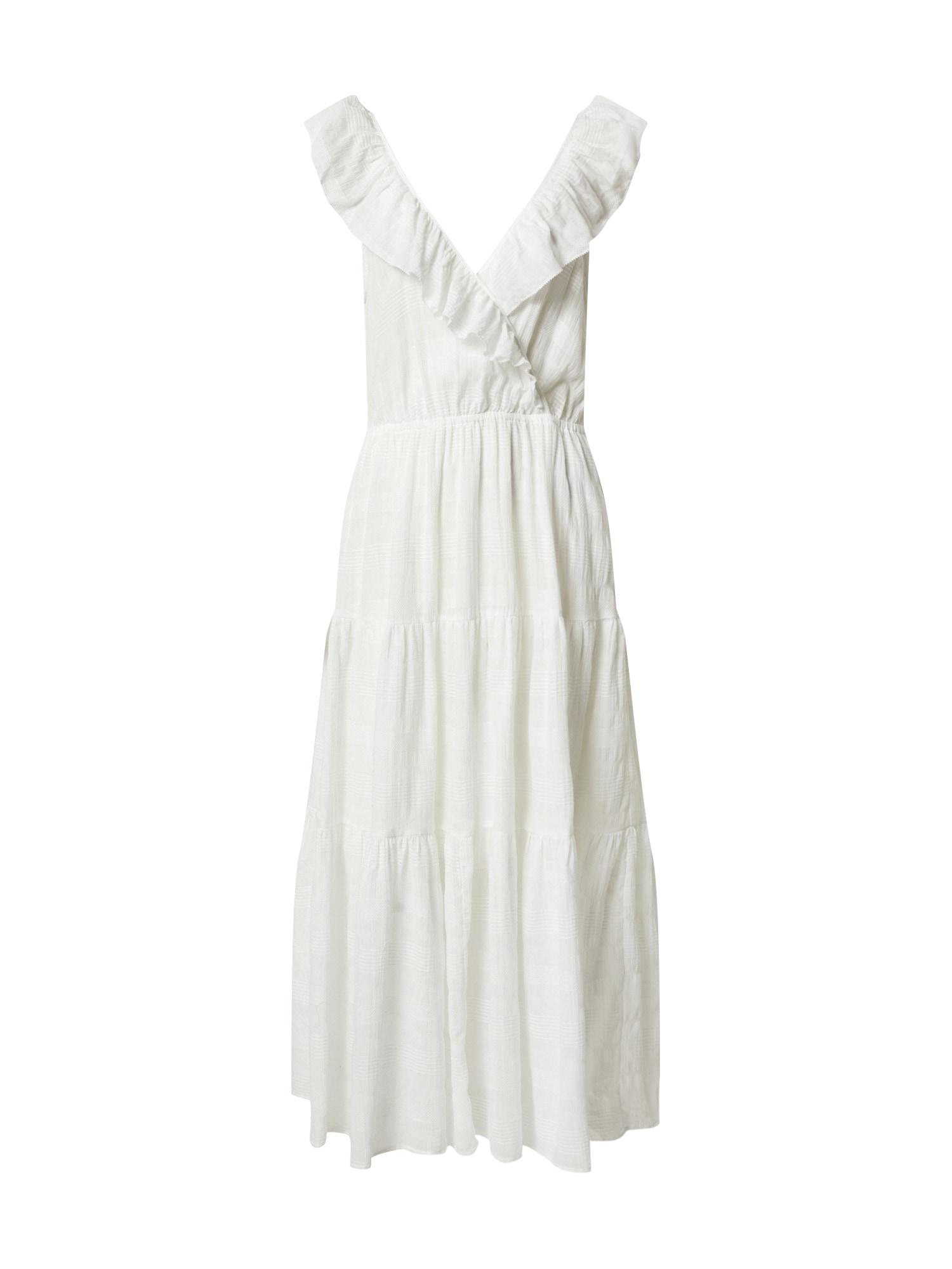 OBJECT Vasarinė suknelė 'OBJAYJA S/L LONG DRESS 109' balta