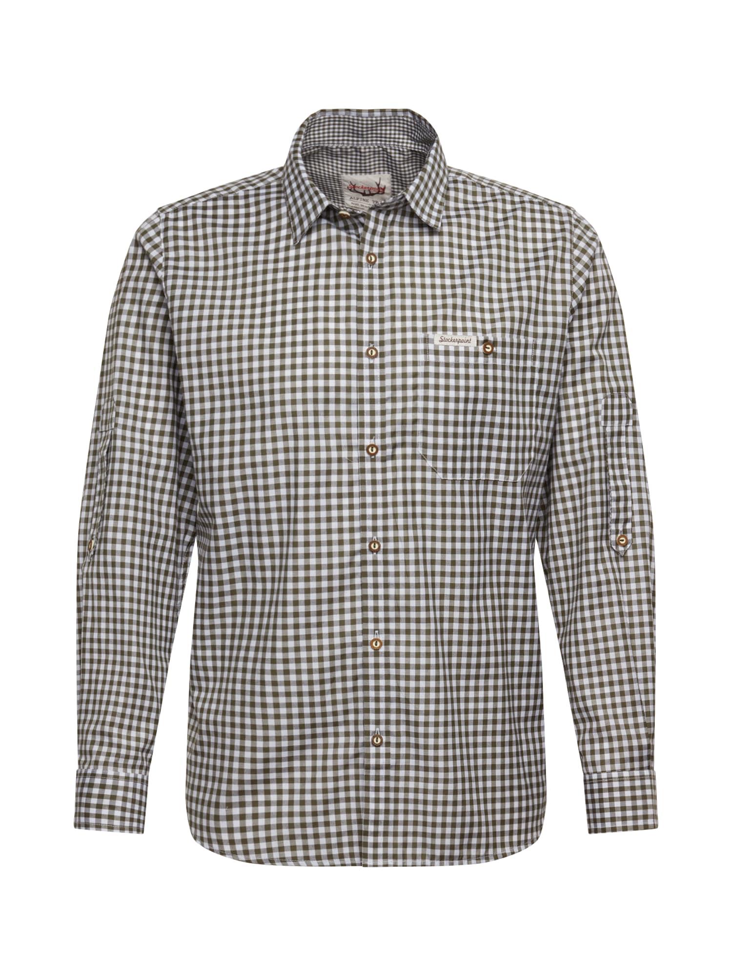 STOCKERPOINT Neliemenuoti marškiniai 'Campos3' žalia