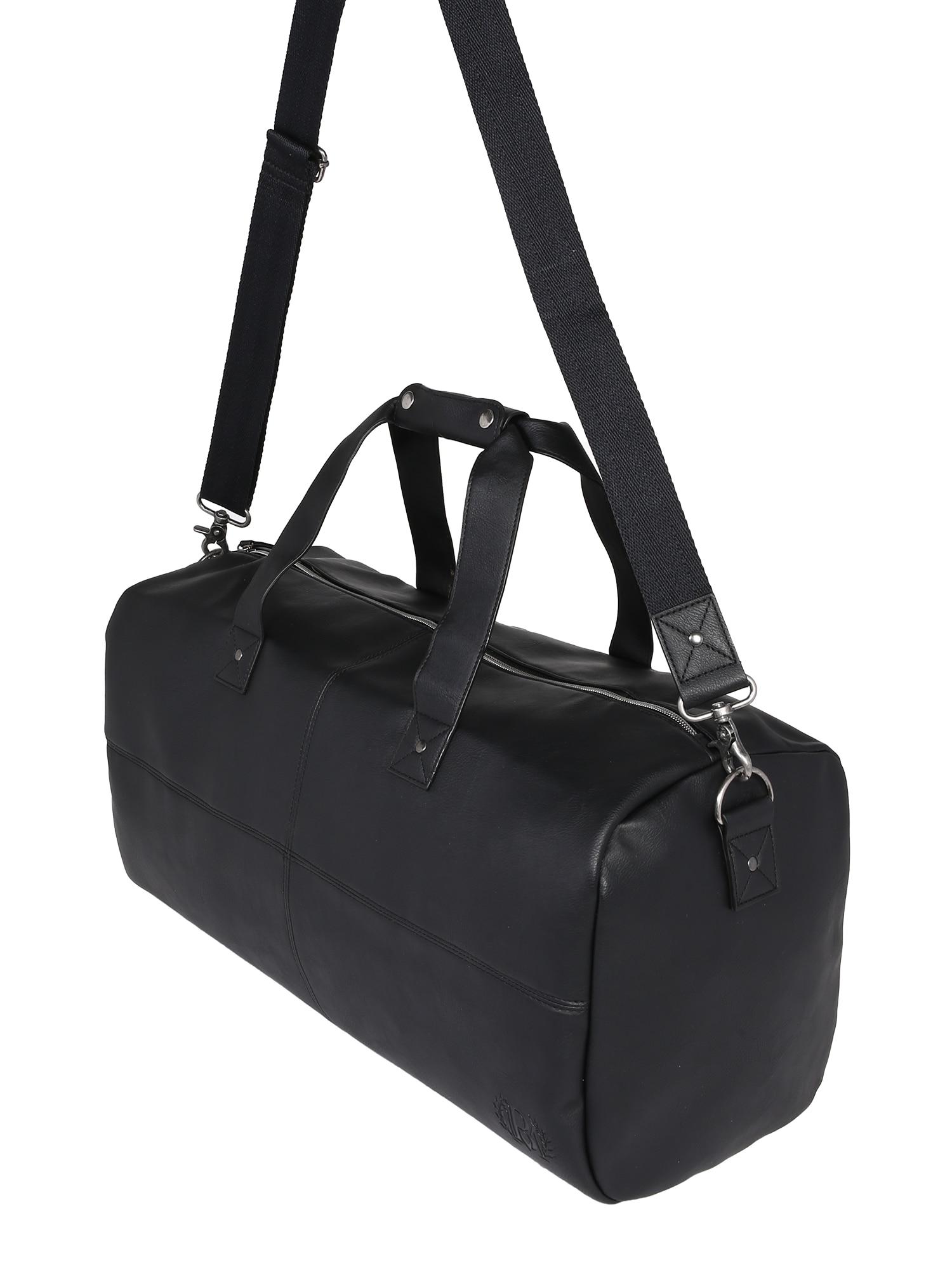 BURTON MENSWEAR LONDON Kelioninis krepšys juoda