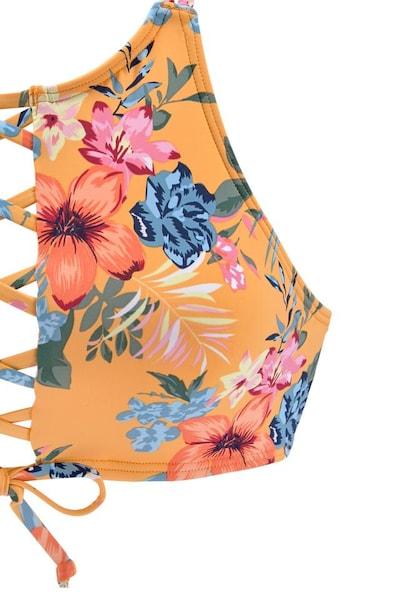 Bademode - Bikinitop 'Maui' › Bench › gelb mischfarben  - Onlineshop ABOUT YOU