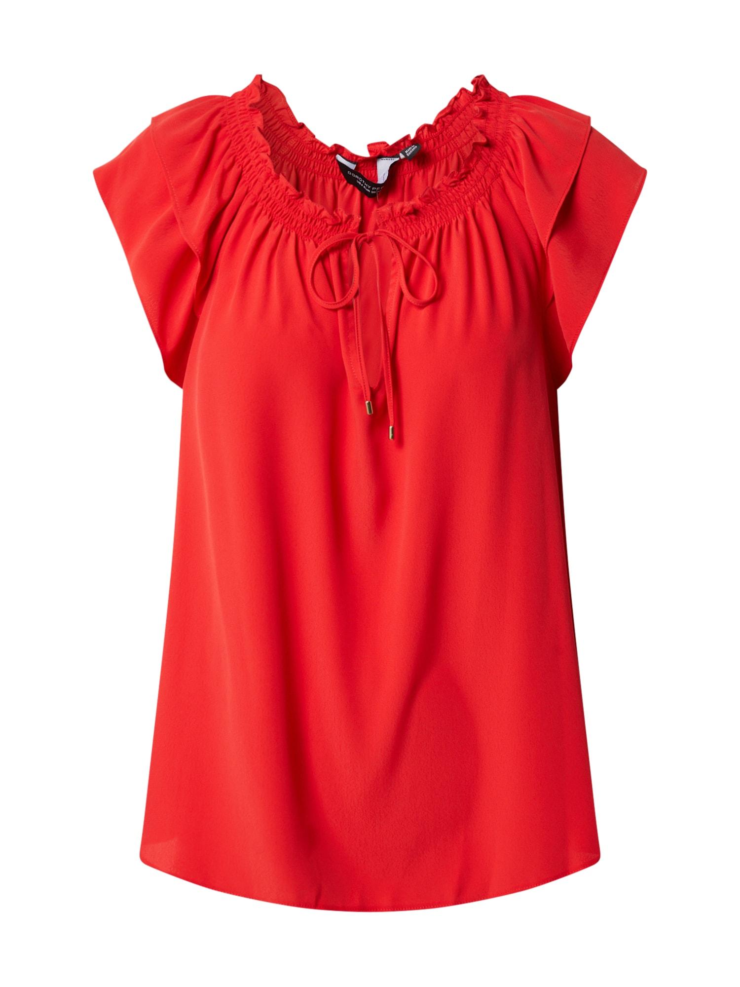 Dorothy Perkins Marškinėliai raudona