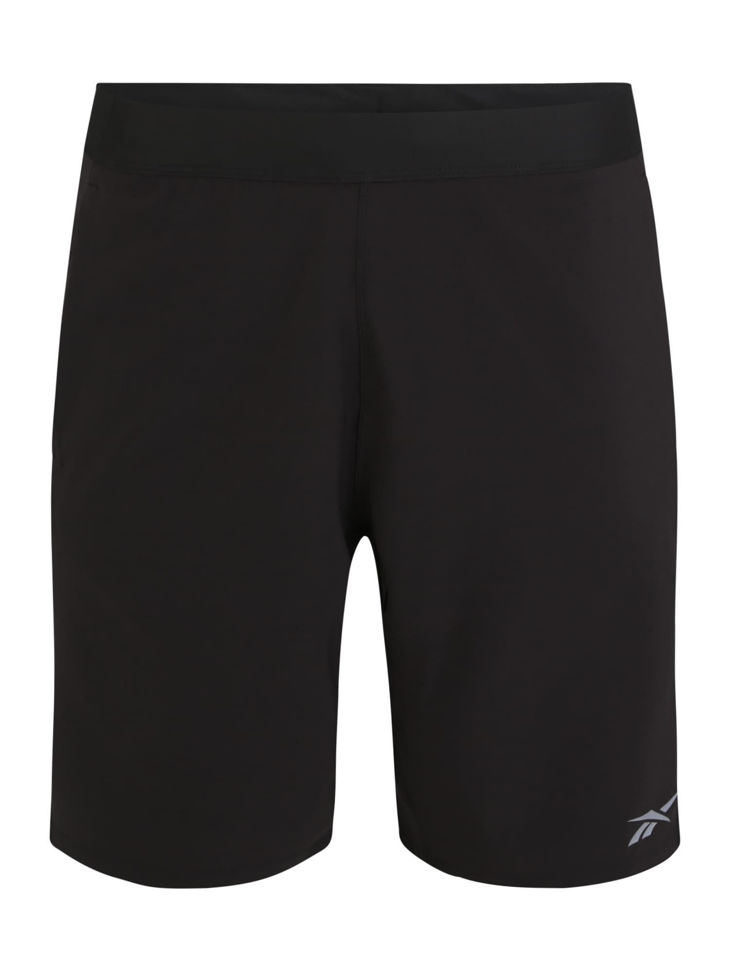 REEBOK Sportinės kelnės 'TS Speed' juoda