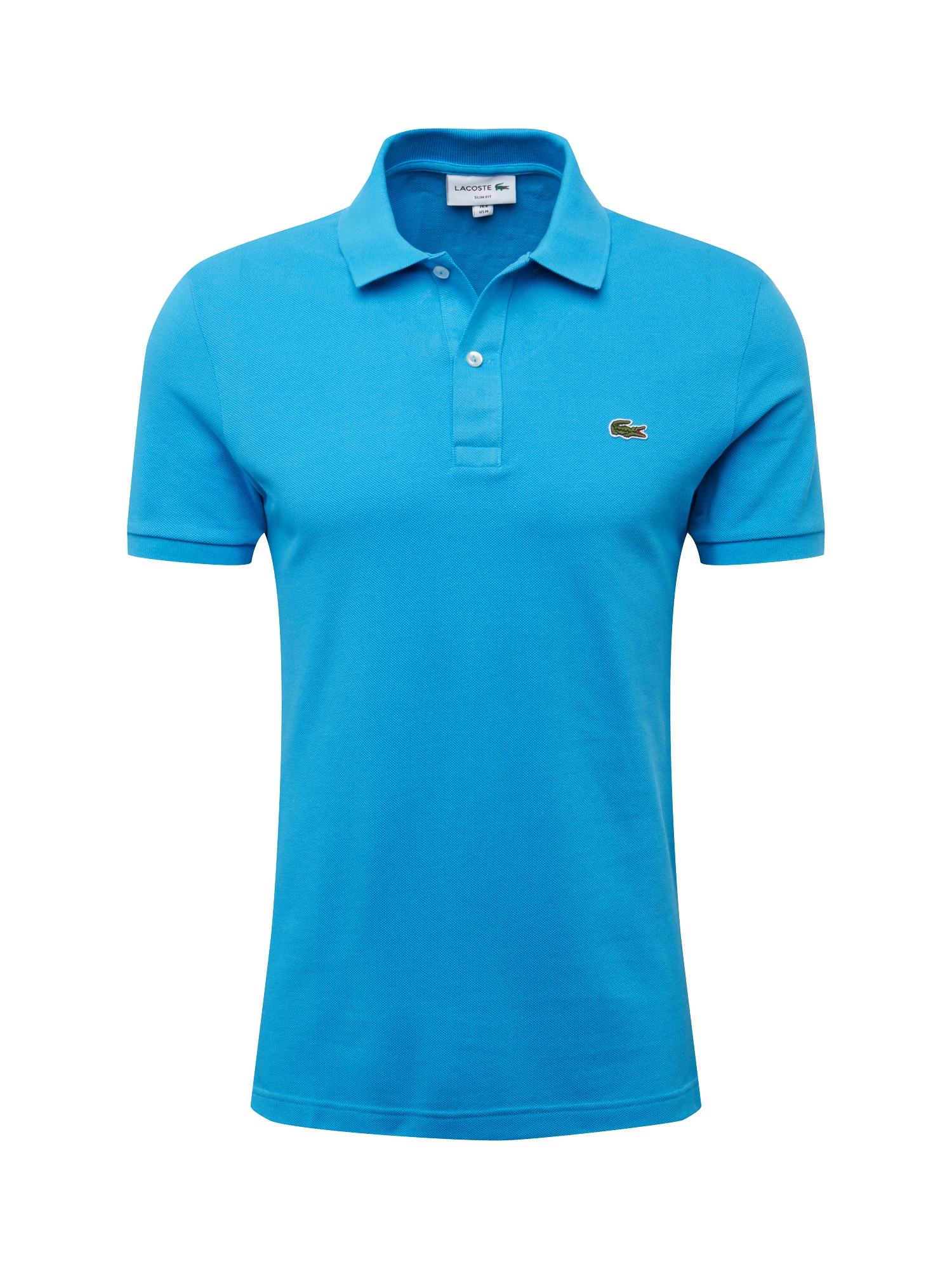 LACOSTE Marškinėliai mėlyna