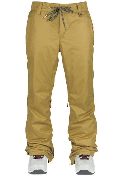 Hosen für Frauen - NITRO Snowboardhose 'Whistler' senf  - Onlineshop ABOUT YOU