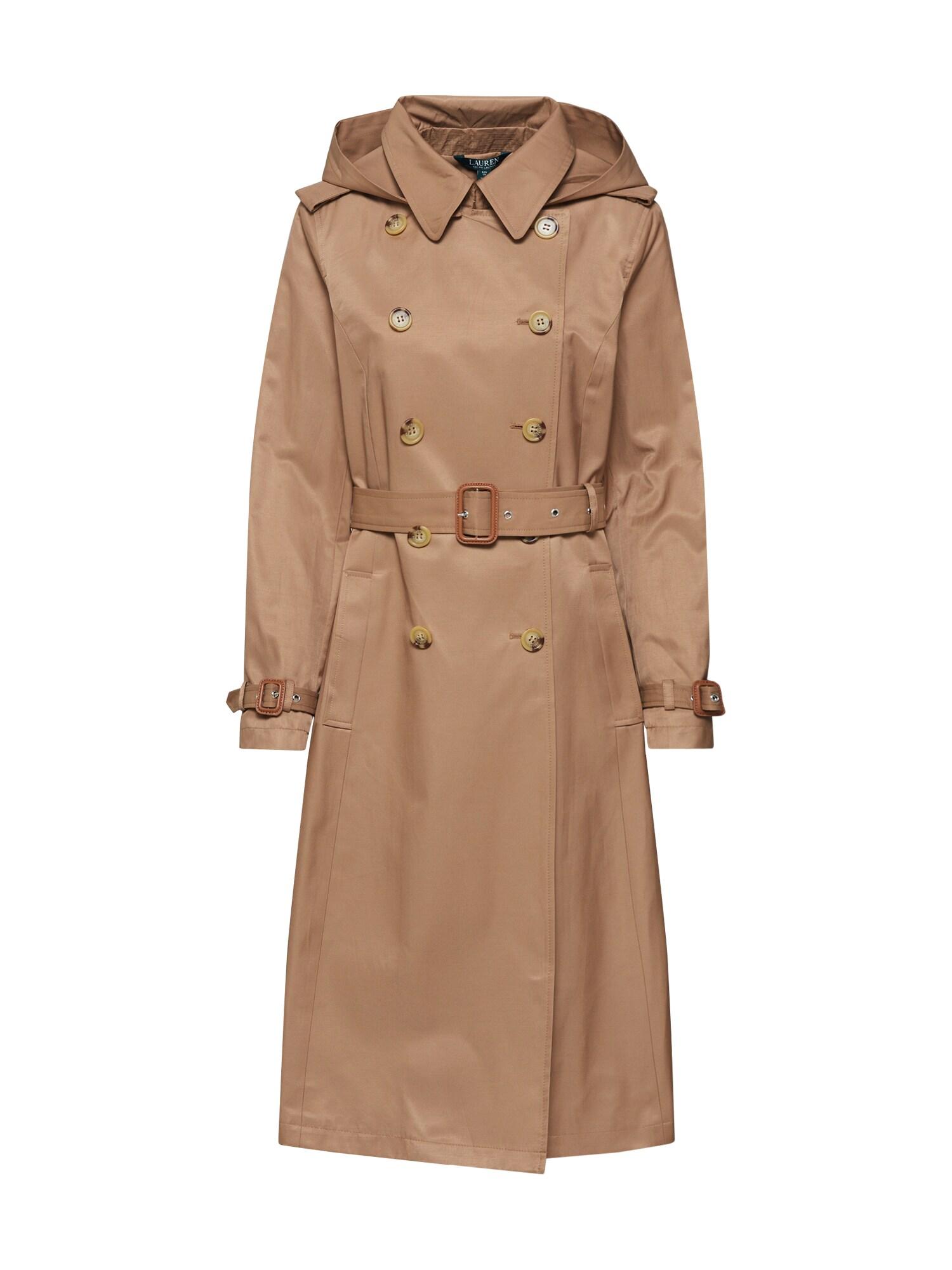 Lauren Ralph Lauren Rudeninis-žieminis paltas kremo