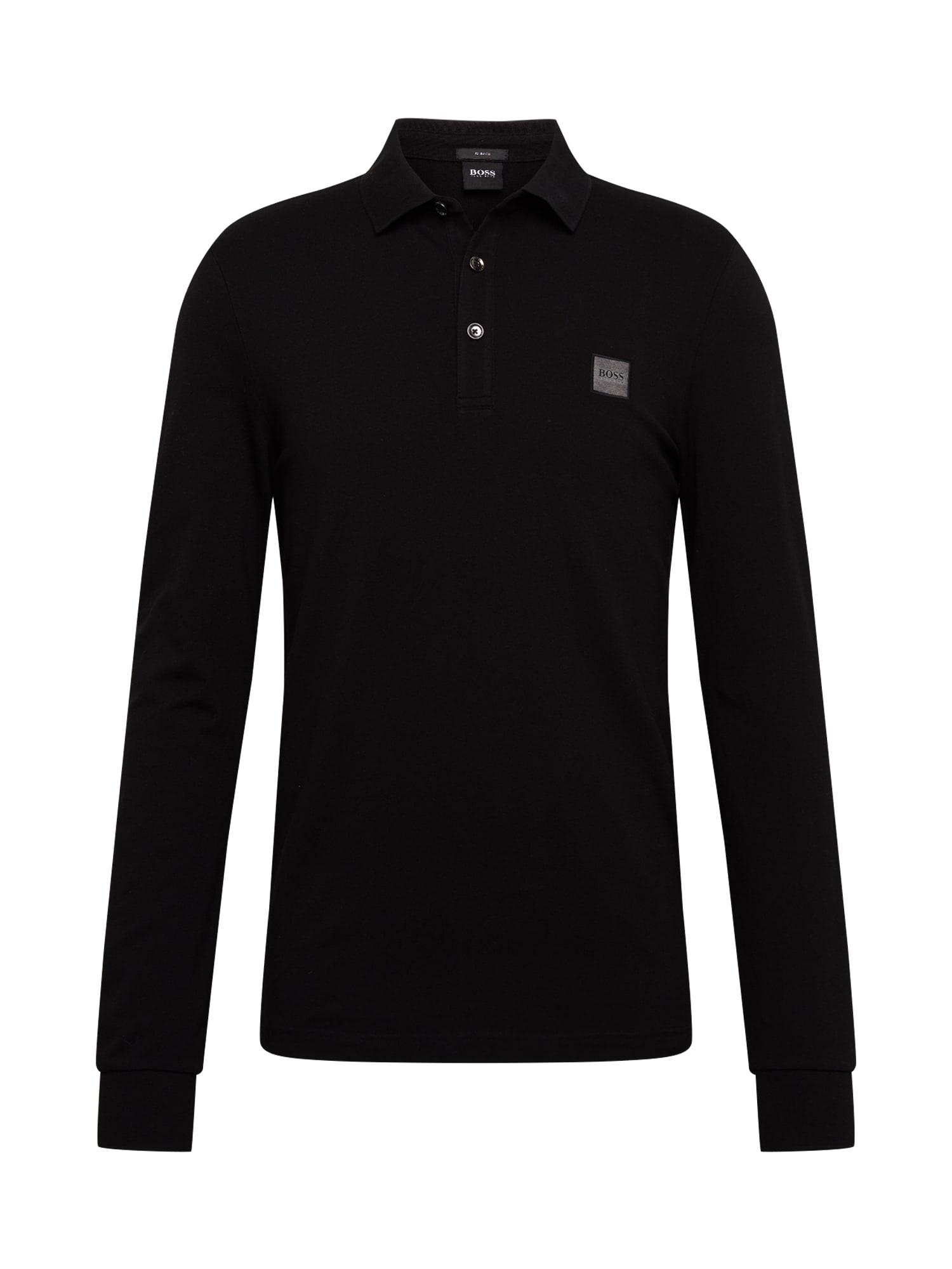 BOSS Marškinėliai 'Passerby' juoda