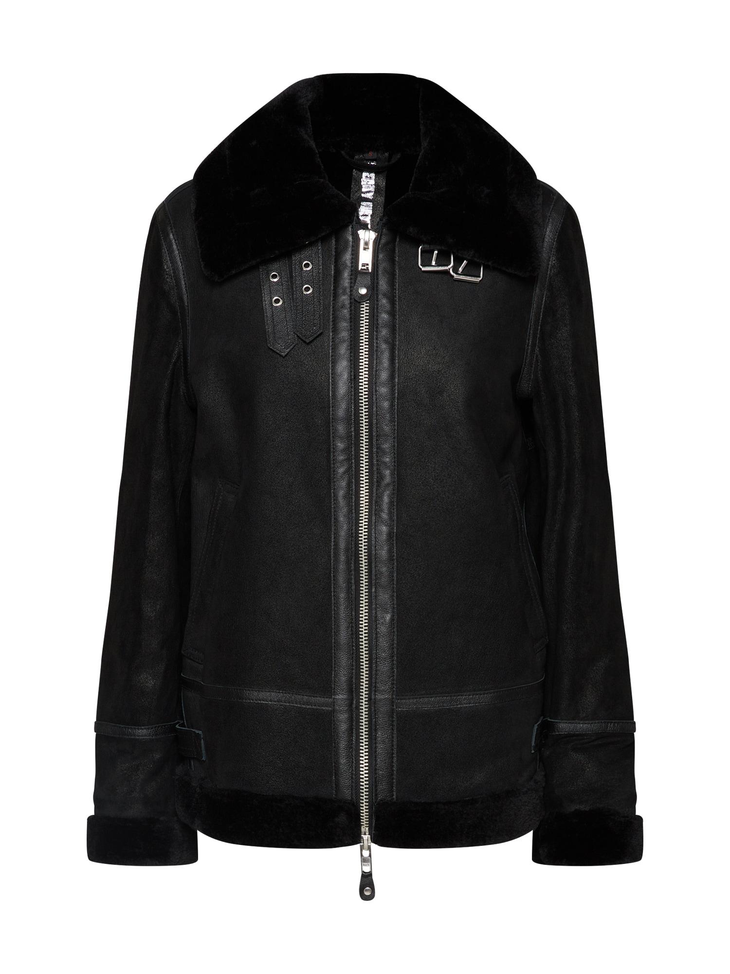 Zimní bunda Samira černá FREAKY NATION