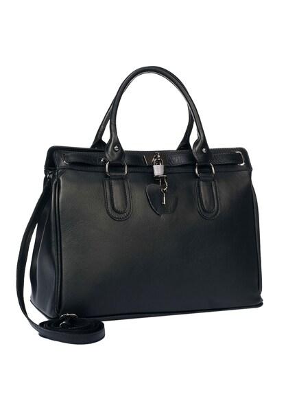 Handtaschen für Frauen - Henkeltasche › dreimaster › schwarz  - Onlineshop ABOUT YOU