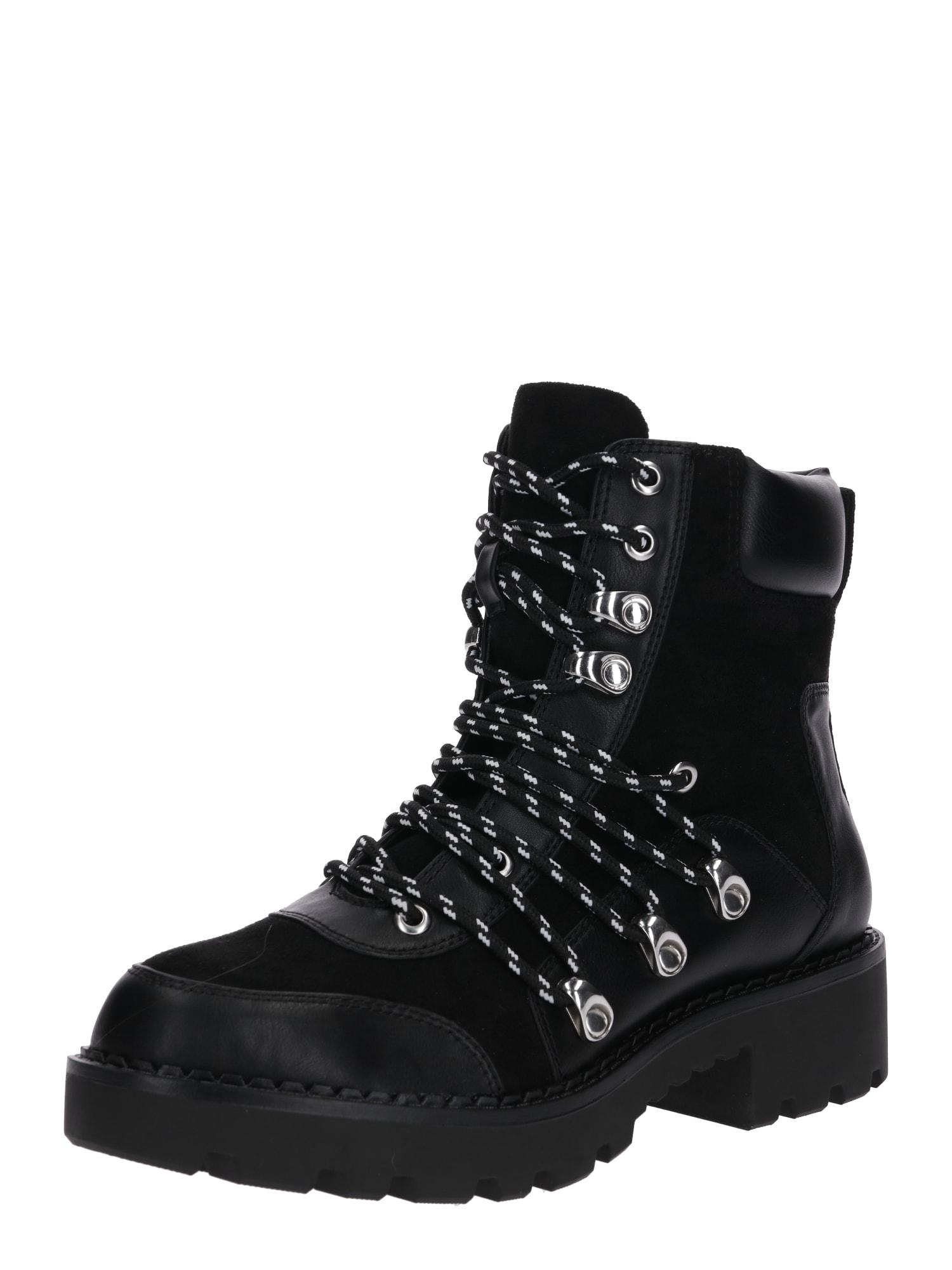 BUFFALO Auliniai batai 'FALI' juoda