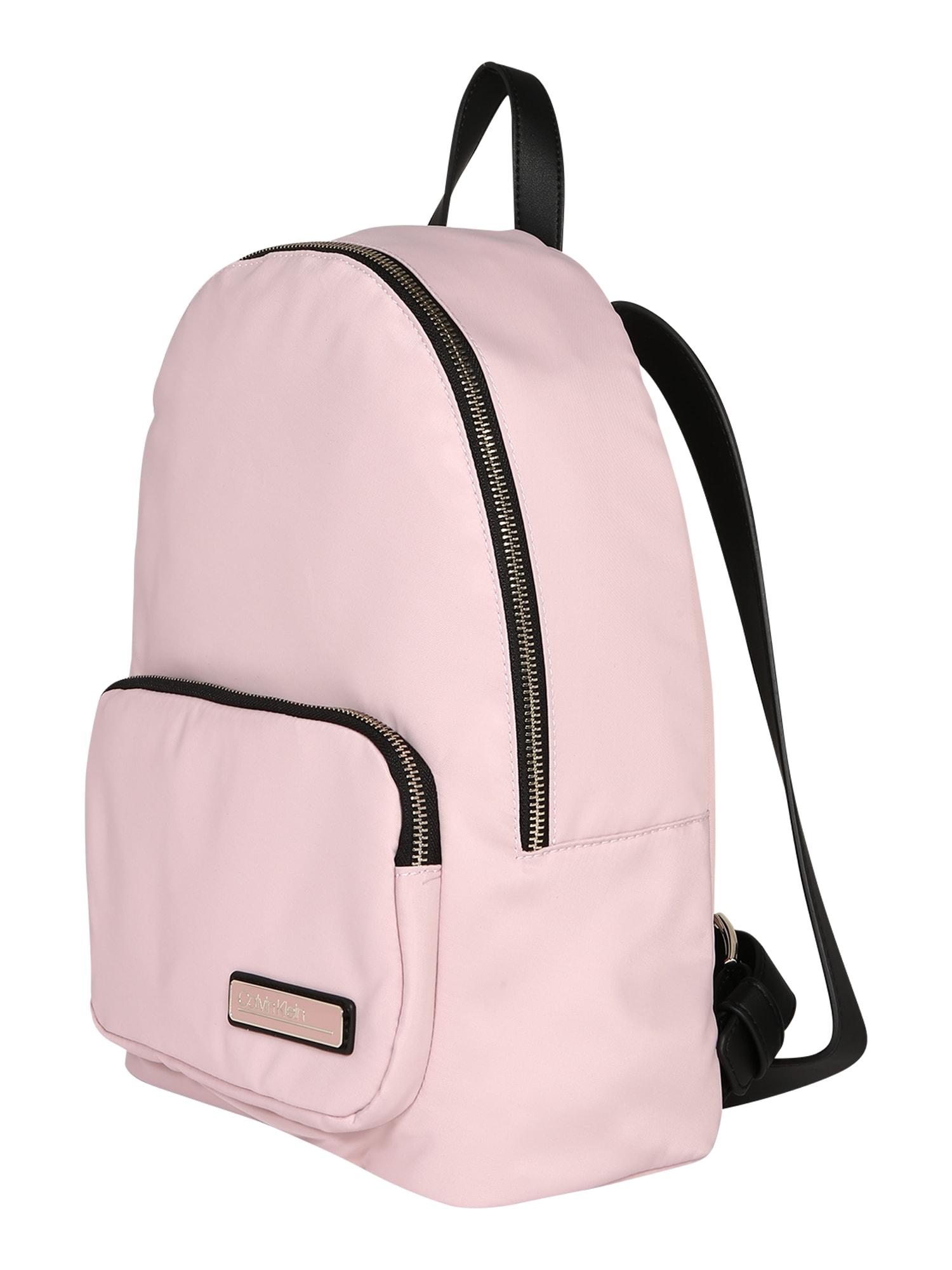 Calvin Klein Batoh 'PRIMARY CAMPUS BP MD'  čierna / rosé