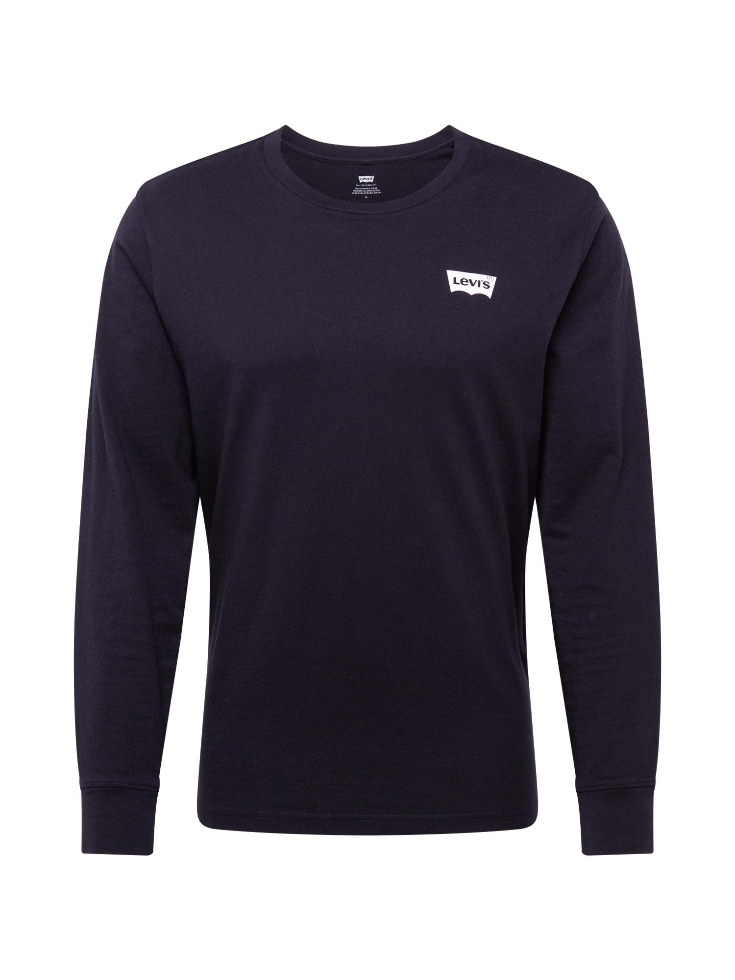 LEVI'S Marškinėliai 'RELAXED GRAPHIC' juoda