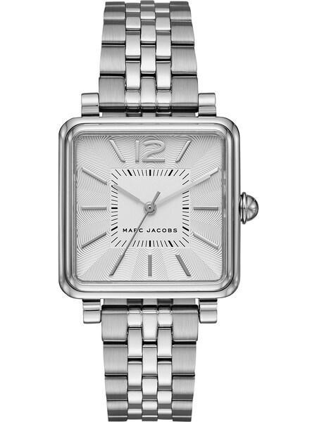 Uhren für Frauen - Marc Jacobs Uhr silber  - Onlineshop ABOUT YOU