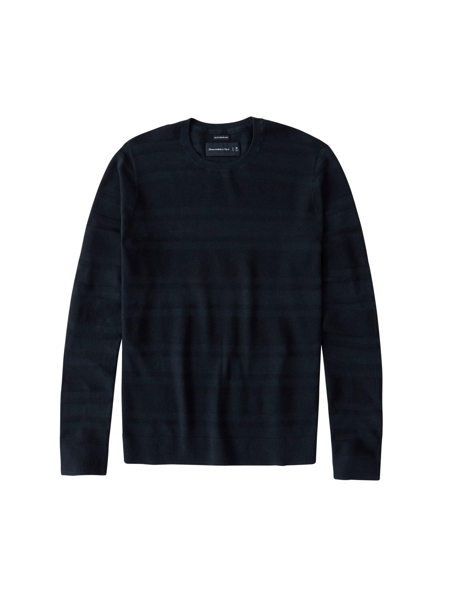 Abercrombie & Fitch Megztinis nakties mėlyna