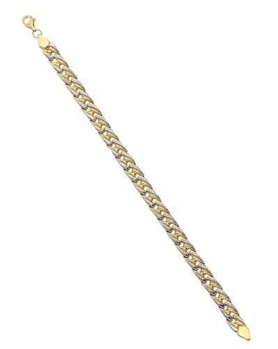 Armbaender für Frauen - FIRETTI Armband in Fantasiekettengliederung gold  - Onlineshop ABOUT YOU