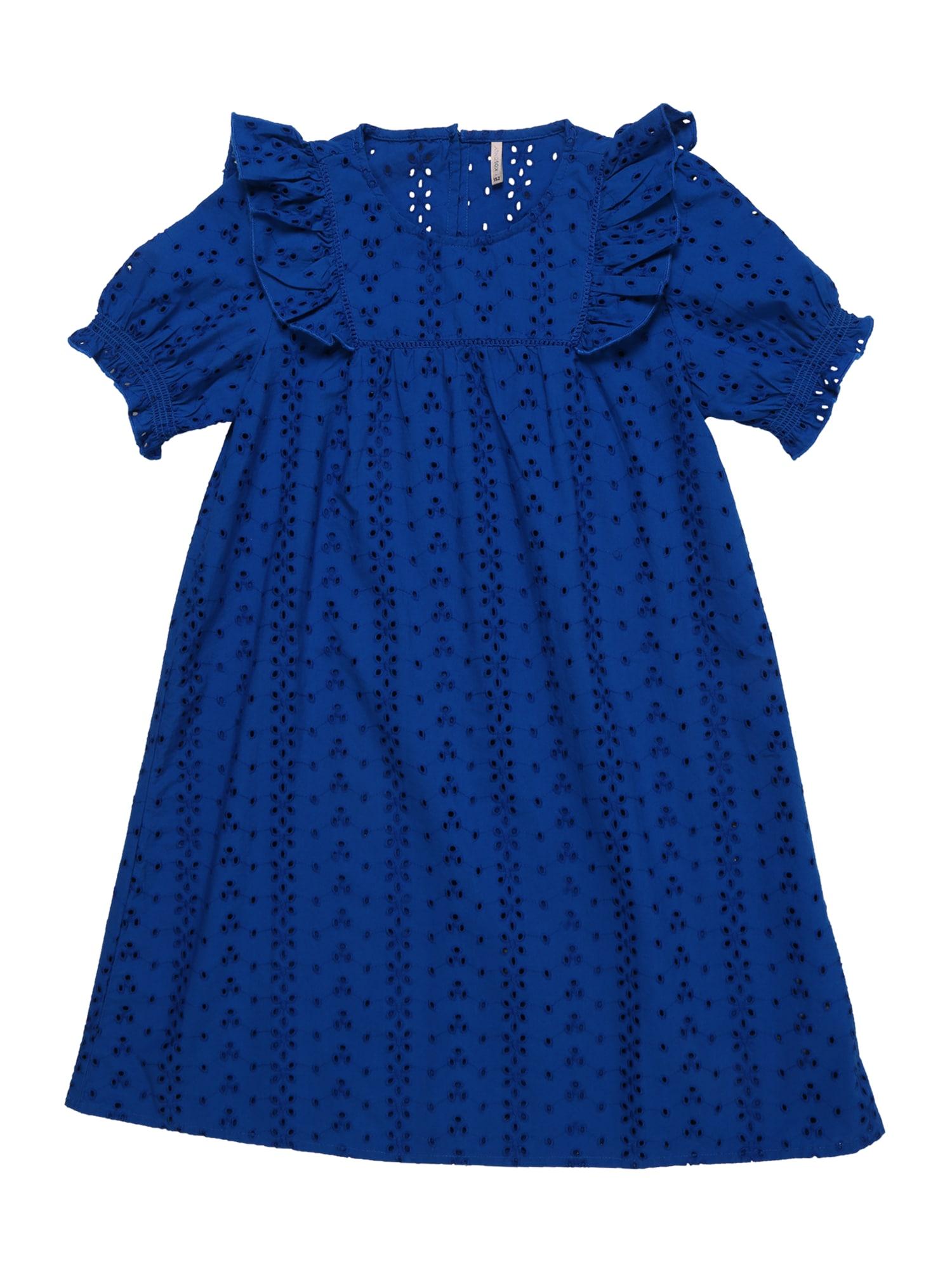 Šaty KIA modrá KIDS ONLY