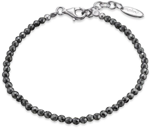 Armbaender für Frauen - FIRETTI Engelsrufer Armband mit Hämatit, »ERB 20 HA« silber  - Onlineshop ABOUT YOU