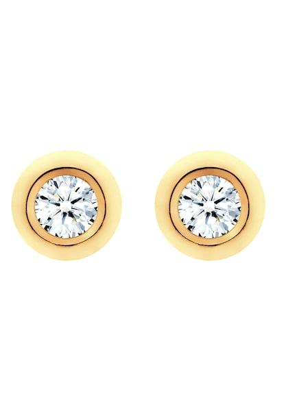 Ohrringe für Frauen - Ohrringe › Diamore › gold weiß  - Onlineshop ABOUT YOU