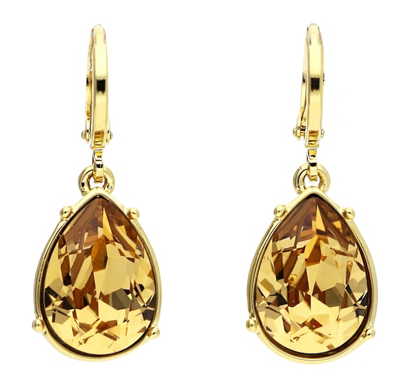 Ohrringe für Frauen - GUESS Ohrringe 'The Drop UBE71518' gold  - Onlineshop ABOUT YOU