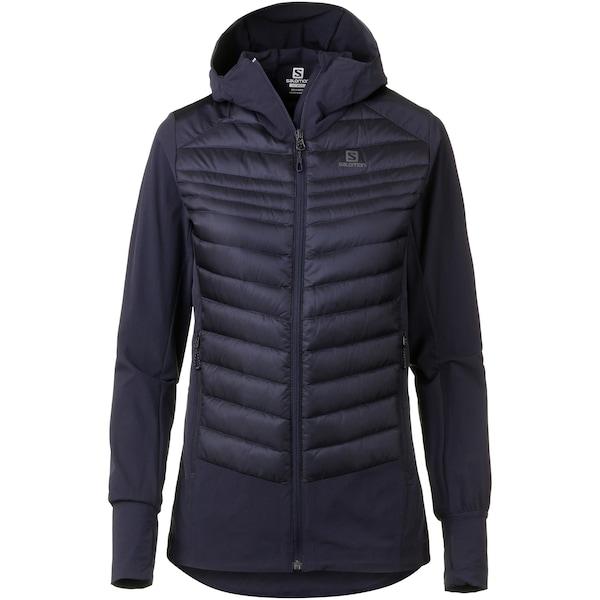 Jacken für Frauen - SALOMON Daunenjacke 'Haloes' nachtblau  - Onlineshop ABOUT YOU