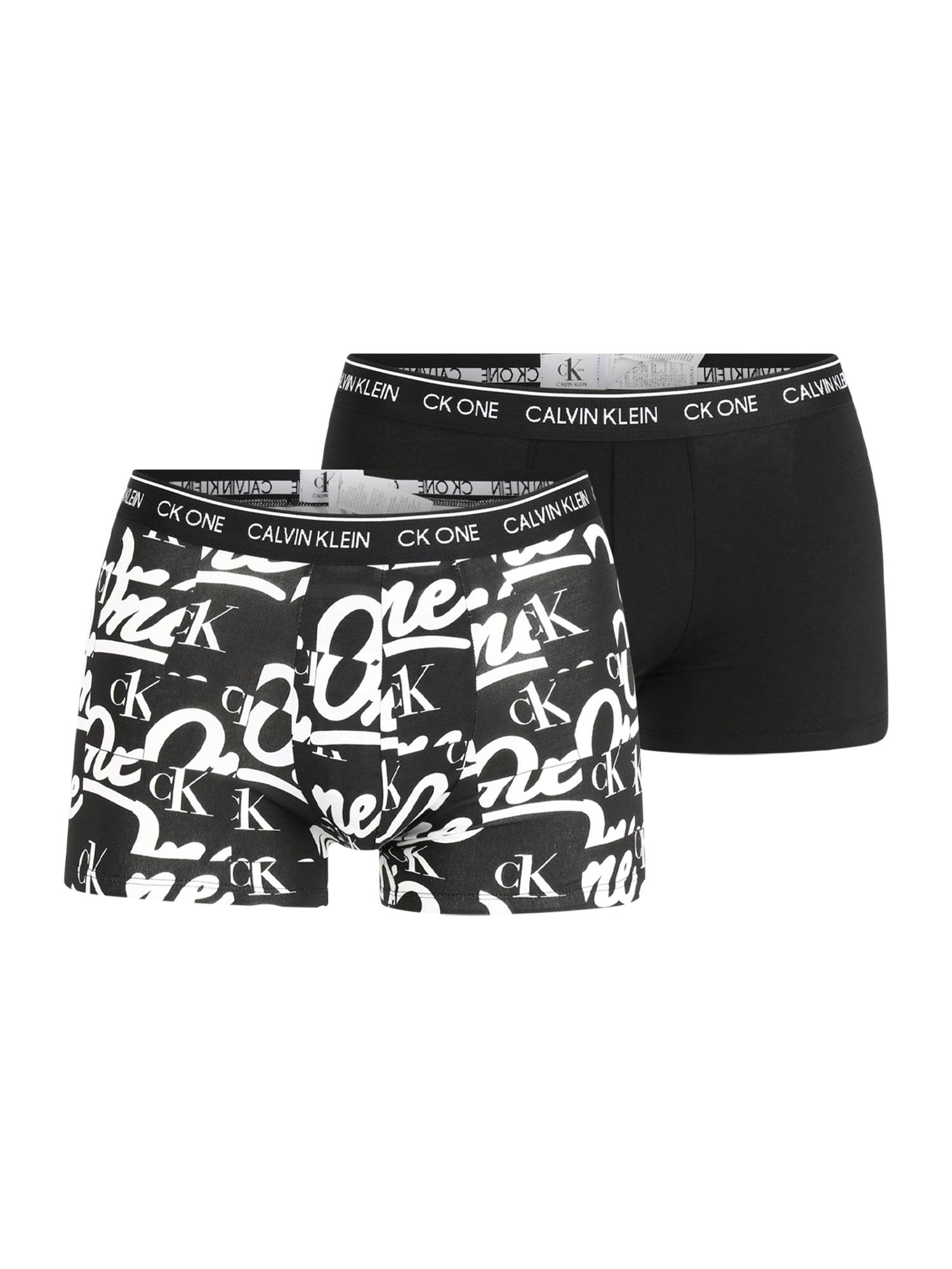 Calvin Klein Underwear Trunk  čierna